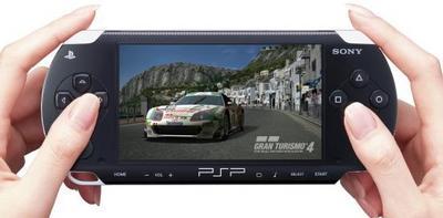 PSP Games for October