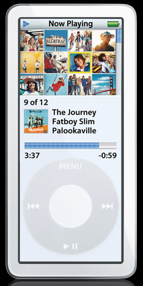 iPod Nano AV