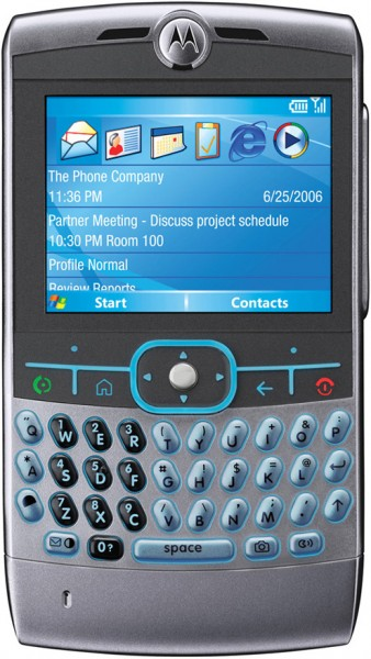 Verizon Wireless - Motorola Q Front