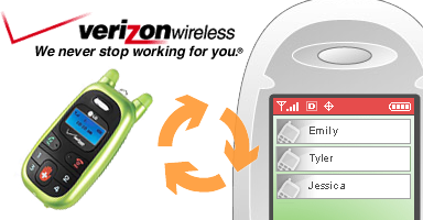 Verizon Chaperone