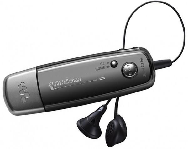 Sony NW-E005  Black