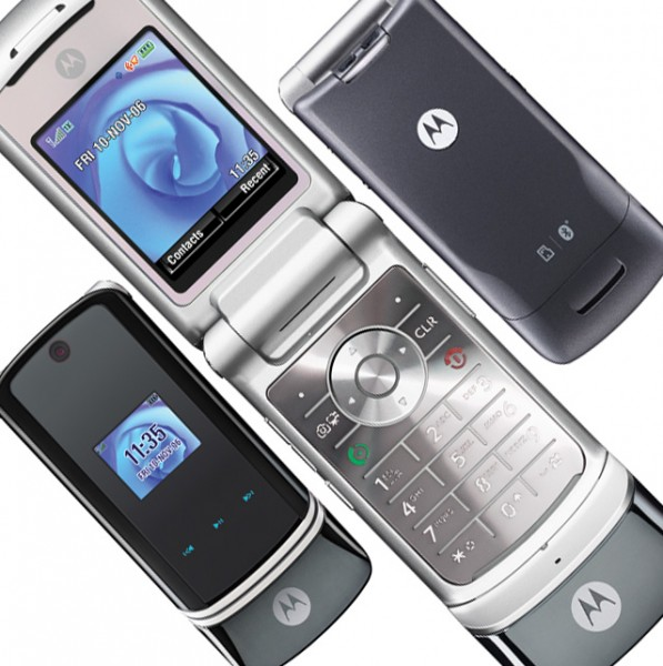 Motorola KRZR Images