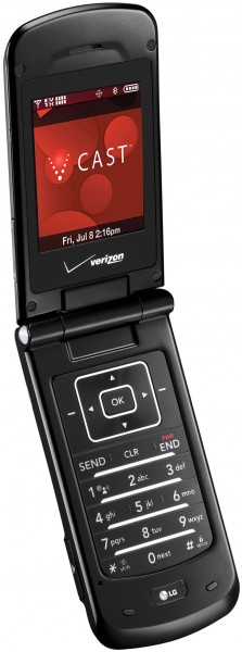 Verizon - LG VX8600 (Open)