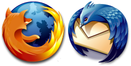Firefox and Thunderbird Updates