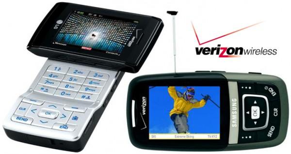 LG VX9900 and Samsung SCH-u620