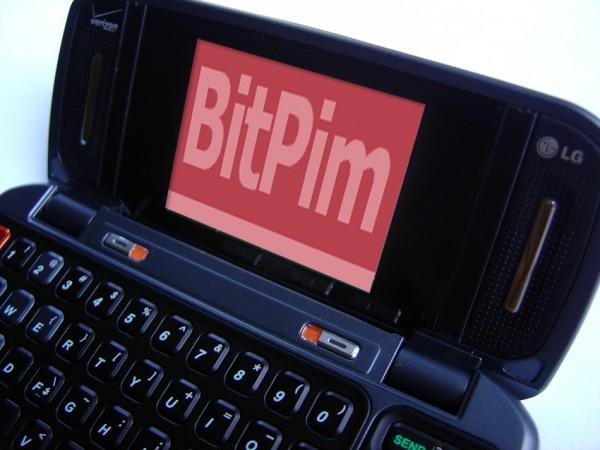 BitPim Supports VX-9900