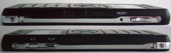 Sprint - Samsung M620 Upstage Sides