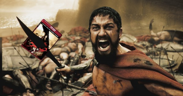 300 HD DVD Loosing