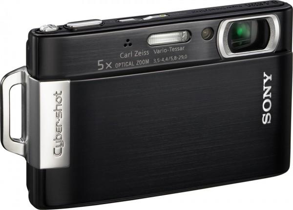 Sony Cyber-Shot DSC-T200 Front