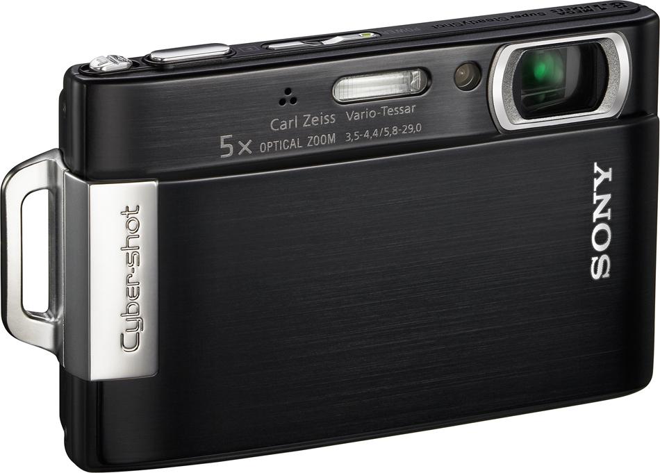 Sony Cyber Shot DSC T200 Front