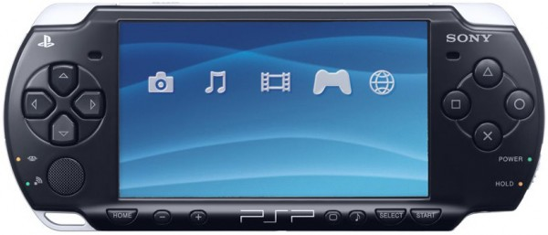 Sony PlayStation Portable (PSP-2000) Slim