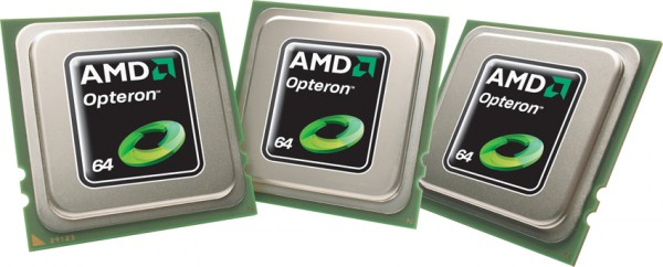 AMD Quad Core Opteron 64bit