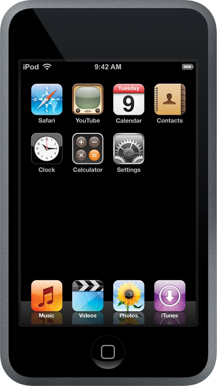 New Ipod Nano  Classic   U0026 Touch