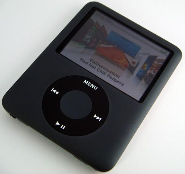 Apple iPod Nano (3G) Front