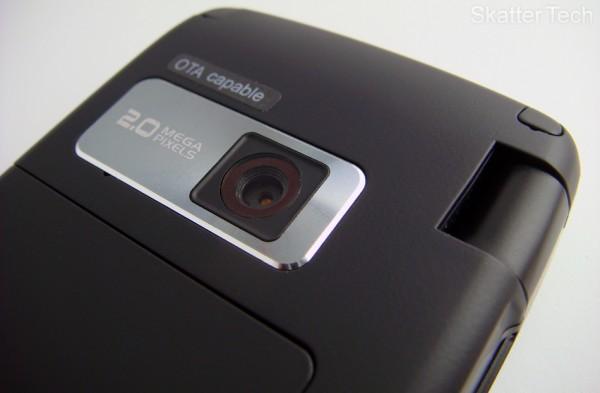 LG Voyager - Camera