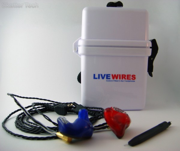 Earpeace Livewires Accessories