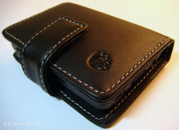 Proporta Alu-Leather Creative ZEN Case - Closed