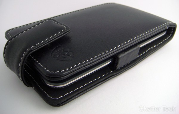 Proporta - Alu-Leather Case For iPod Touch