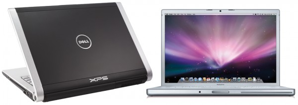 Dell XPS M1530 vs. Apple MacBook Pro