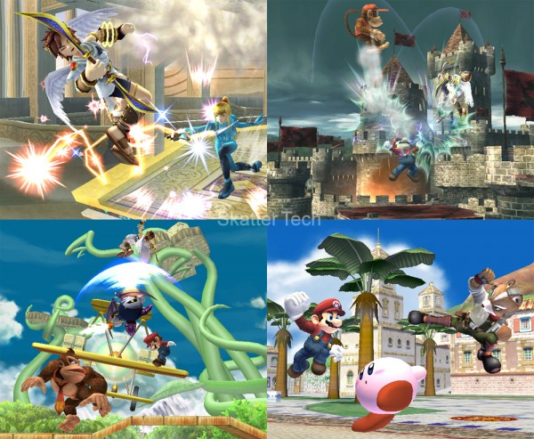 Super Smash Bros. Brawl Screenshot