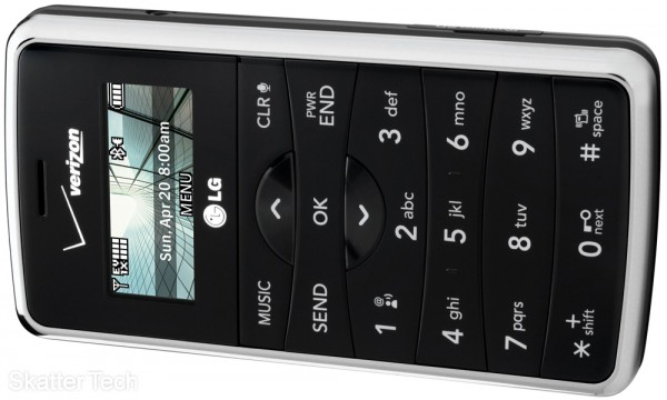 Verizon LG Slim enV2