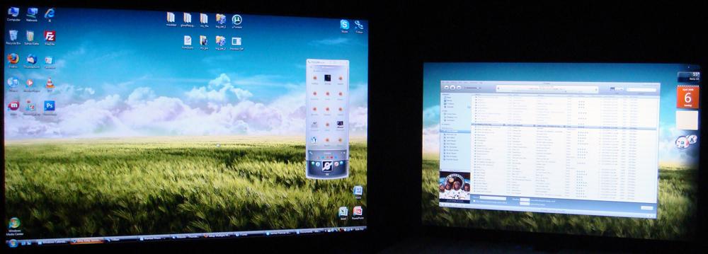 Setup Multiple Monitors In Vista   Skatter