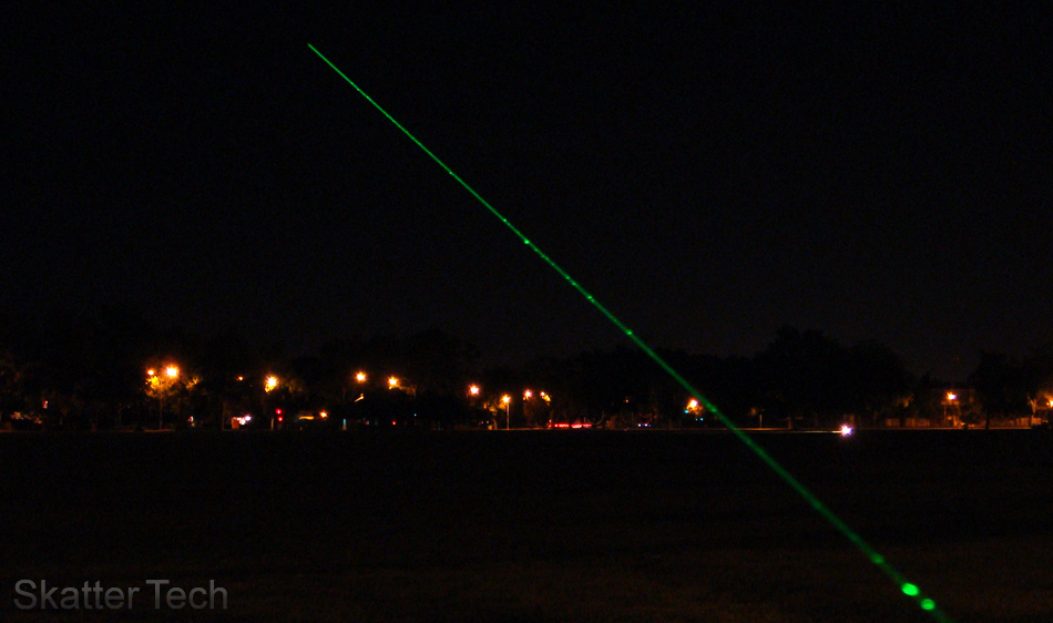 Wicked Lasers Nexus 95mw Review Skatter