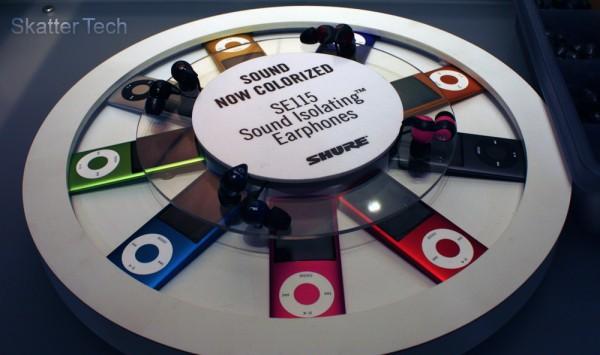 Shure SE115 Earphones CES