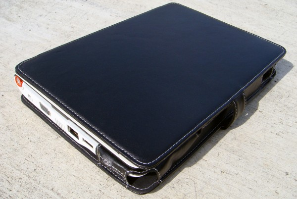 Proporta Acer Aspire One Leather Case Closed