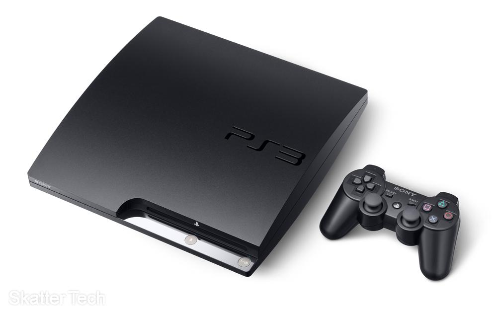 Sony PlayStation 3 Sli...