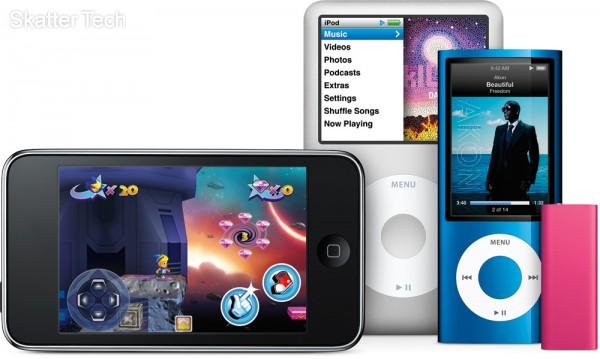 Apple iPod Family 2009