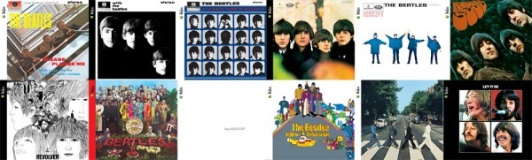 The Beatles Artwork Preview