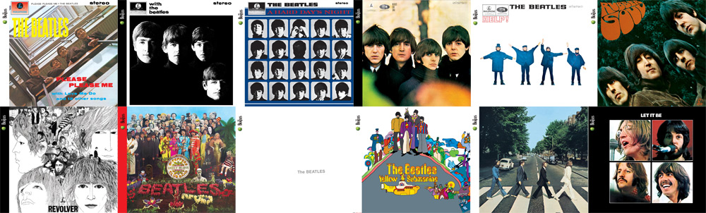 the beatles discography remastered download