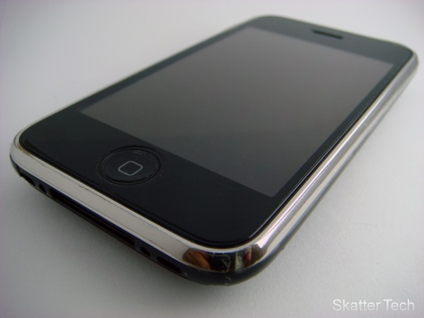 ZAGG invisibleSHIELD iPhone 3GS Front