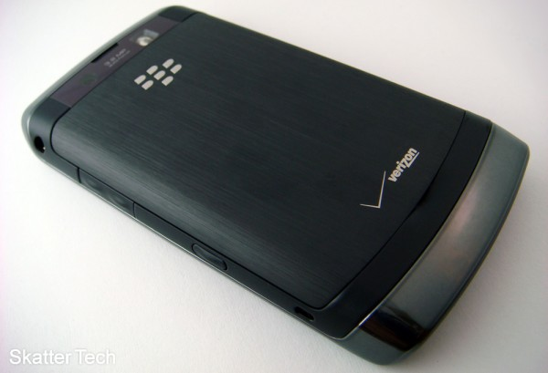 BlackBerry Storm2 Back