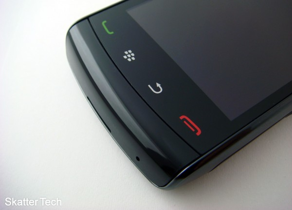 BlackBerry Storm2 Keys
