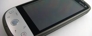 HTC Hero Front