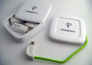 Powermat Powercube