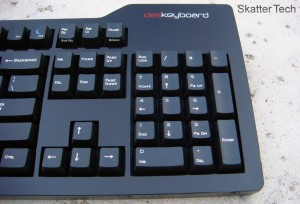 Das Keyboard Model S Professional: Numeric Keypad