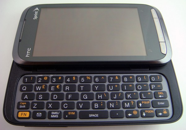 HTC Touch Pro2 Keyboard