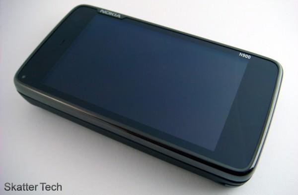 Nokia N900: Main