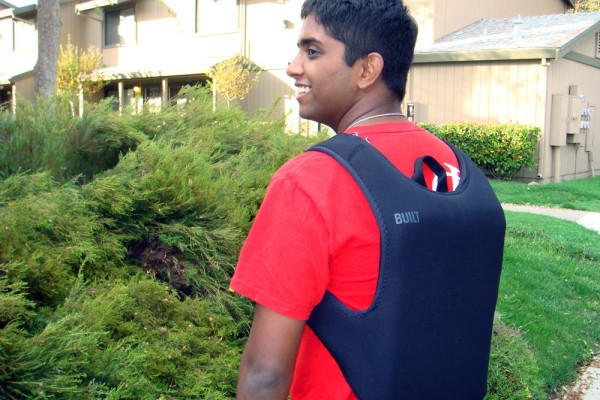 Built NY Laptop Backpack (Akshay Aanabathula)