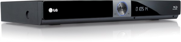 LG Network Blu-ray Disc Player BD370