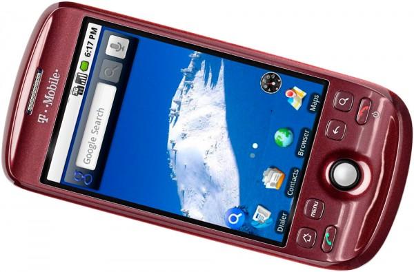 myTouch 3G T-Mobile