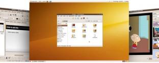Ubuntu 9.10 Header