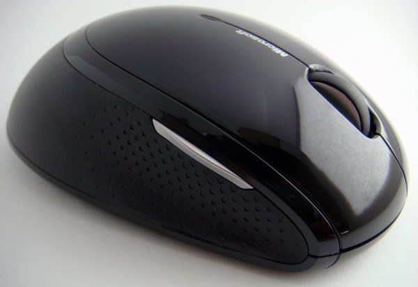Microsoft Wireless Mouse 5000 Front