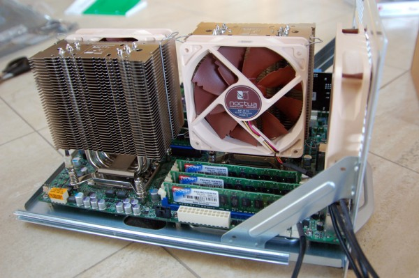 Workstation: Heatsink