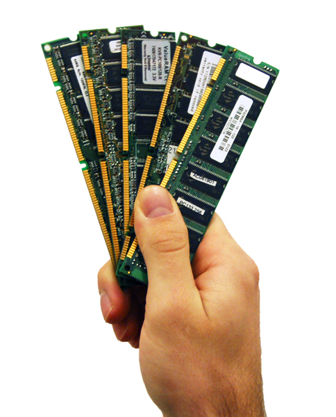 speed up your computer with more ram skatter