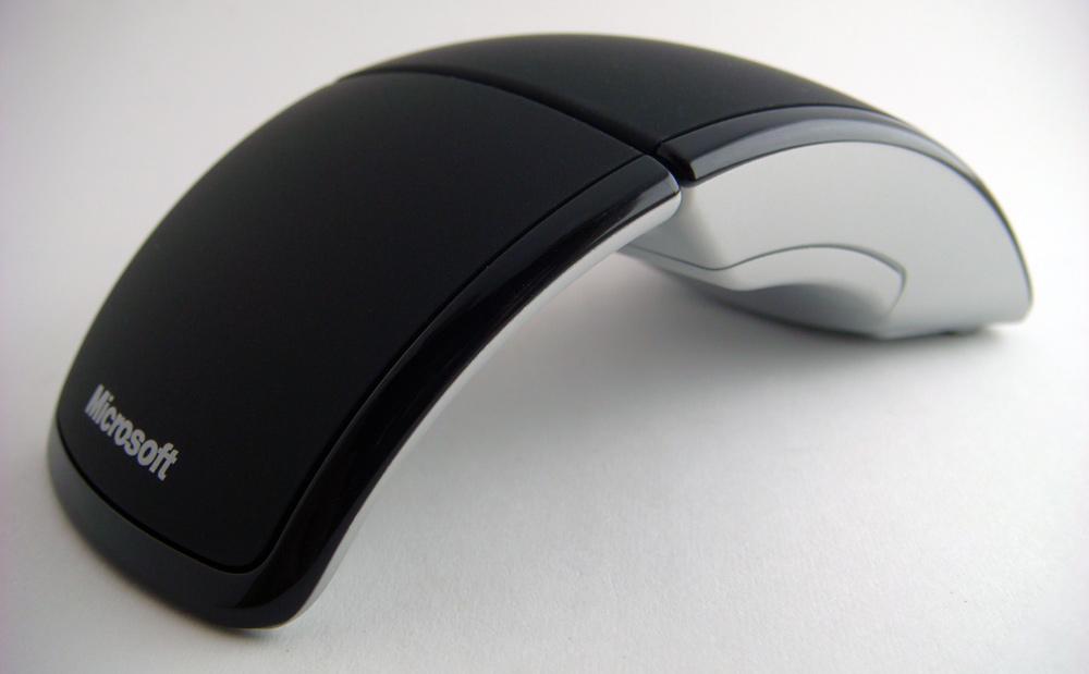 Microsoft Arc Mouse (Review) | Skatter
