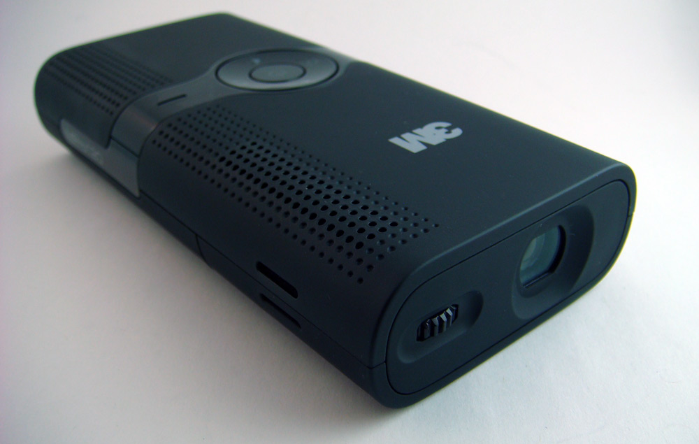 3m mpro120 pico projector review skatter for Pico pro mini projector review
